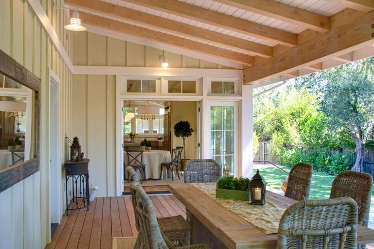 back porch ideas back yard pinterest