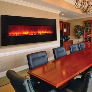 Electric Fireplaces - Wall Mount Series by Amantii