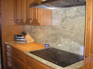 Cutting Countertop For Stove : inset butcherblock cutting board What I want in my next house ...