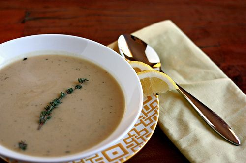 44-Clove Garlic Soup | Sugar, Spice & Everything Nice | Pinterest