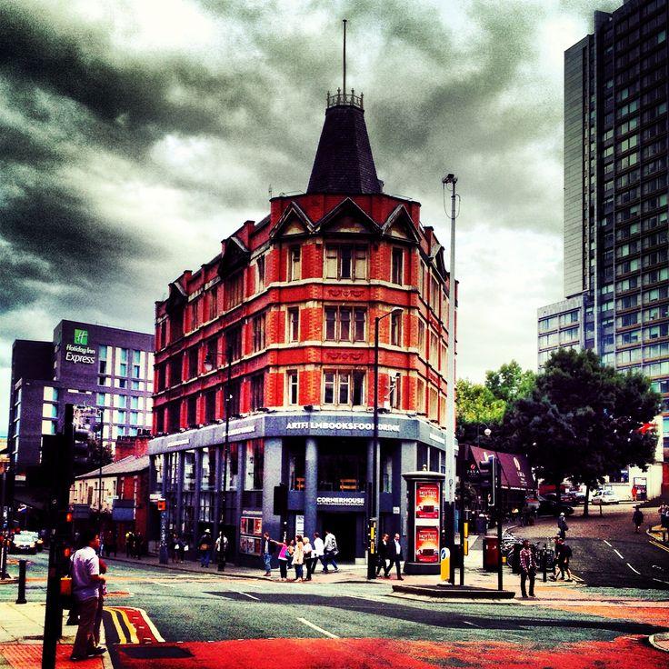 The Cornerhouse in Manchester | Manchester | Pinterest