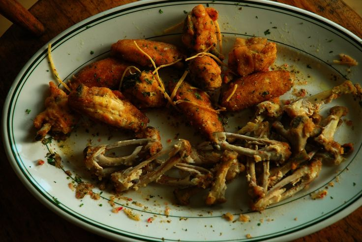 Longhorn Tequila Wings recipe from Food52