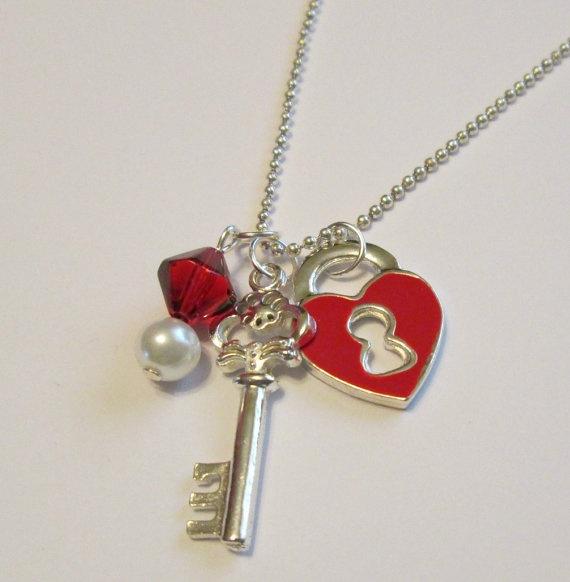 valentine's day key to my heart