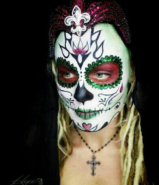 ... .com/HermosaYCatrina | Dia de los Muertos/ Catrinas | Pintere
