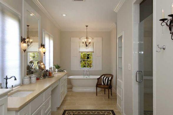 Elegant master bathroom mom 39 s loves pinterest for Elegant master bathroom ideas