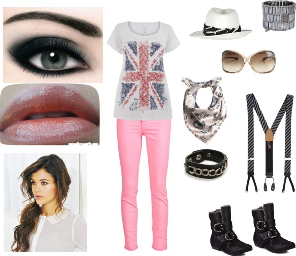 British Invasion, created by sparkykz89 on Polyvore