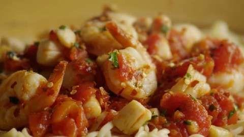 Fra Diavolo Sauce With Pasta Allrecipes.com