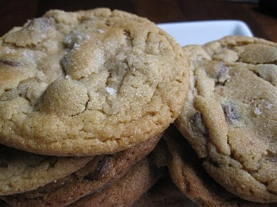 Milk Chocolate Chip Peanut Butter Cookies