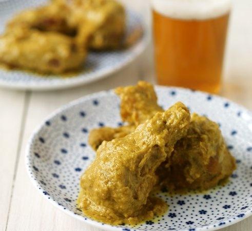 Mighty Mustard Wings | Who doesn't like chicken wings? | Pinterest