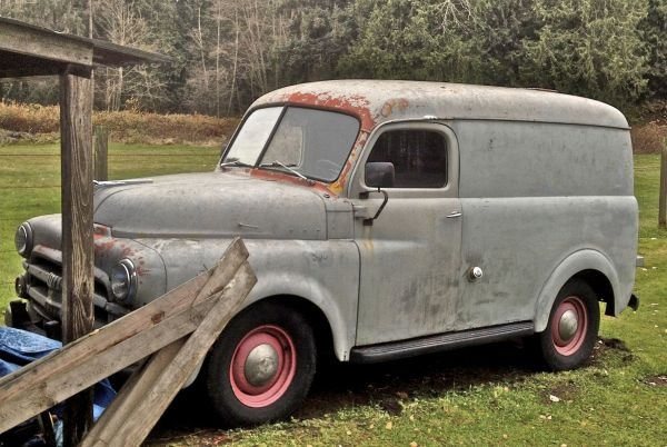 1952 Dodge Panel Truck Cars Trucks Amp The Like Pinterest