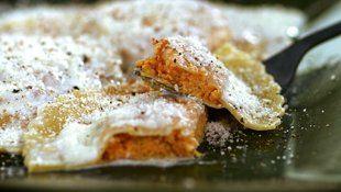 Butternut Squash Ravioli Recipe by Fabio Viviani