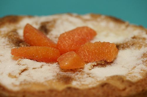 Orange Cornmeal Cake (Everyday Food) | Breakfast or Brunch? | Pintere ...