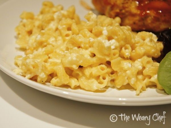 Creamy Easy Mac and Cheese with a Surprising Ingredient - The Weary ...