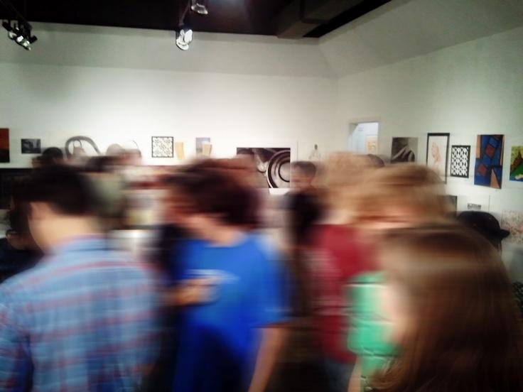 My first exhibit