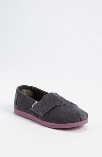 TOMS 'Classic - Tiny' Corduroy Slip-On #Nordstrom 28.95 | ♥Nugget♥