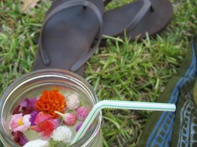 Rosewater lemonade | Wedding | Pinterest