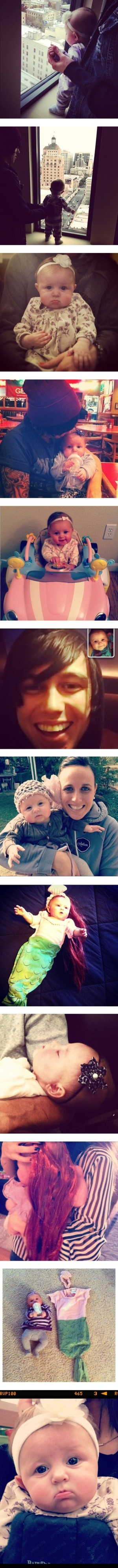 """Kellin And Copeland Tumblr """"copeland quinn & baby lux. (:"""" by x ..."""