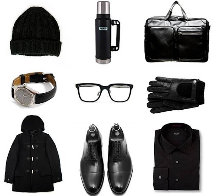 Everything Black 88