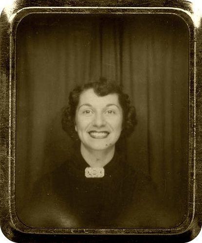 1930's Photomatic Photobooth