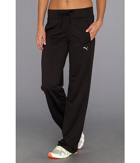 Track pant for when yoga pants are feeling too tight revealing