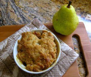 Revenge of the Pear Crisp | Recipe
