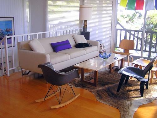 Eames Living Room modern living room Home Decor that I