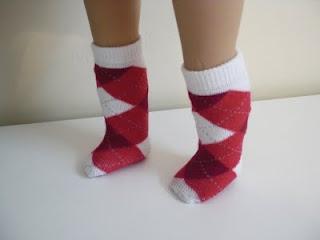 Next up: Knee-High Socks!