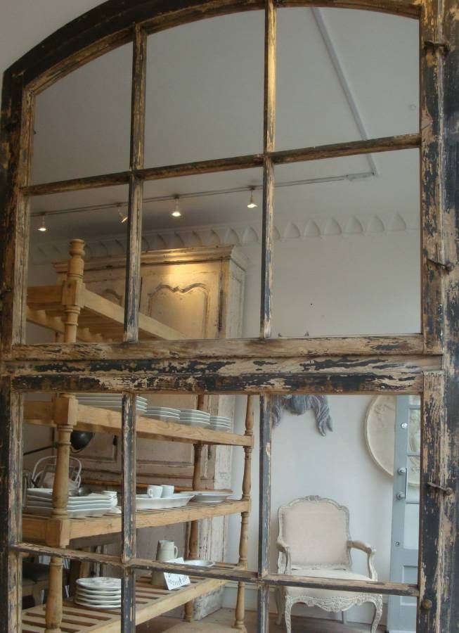 Windows Made Into Picture Frames