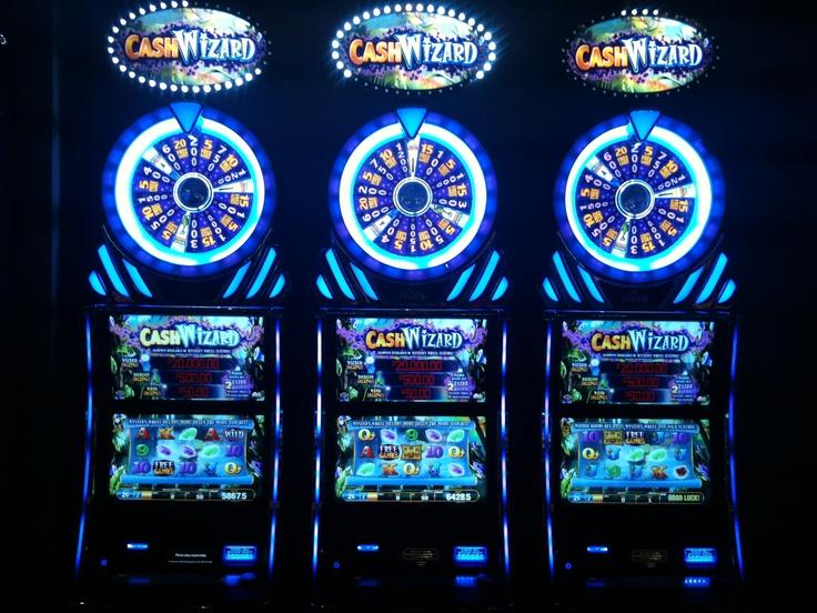 play cash wizard slot machine online