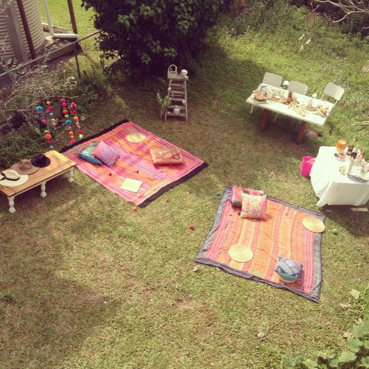 Bohemian Backyard Party : Bohemian backyard party with zee best friendsss at ma house!