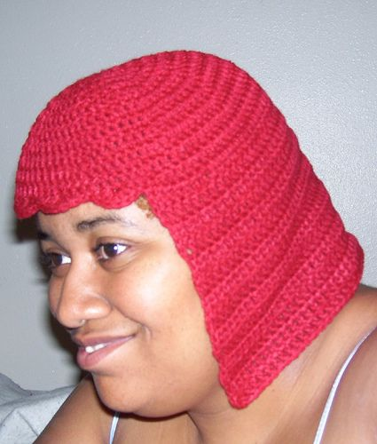 Crochet Hair For Adults : Hat Hair! (Literally!) now with tutorial Crochet Hats for adults ...