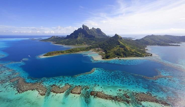 Bora Bora สวยจริงๆ