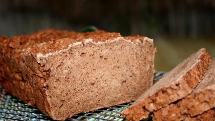 Rye Bread With Molasses And Caraway Recipe — Dishmaps