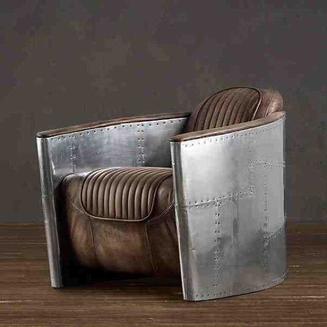 Restoration Hardware Aviator Chair 13b Upr Interior