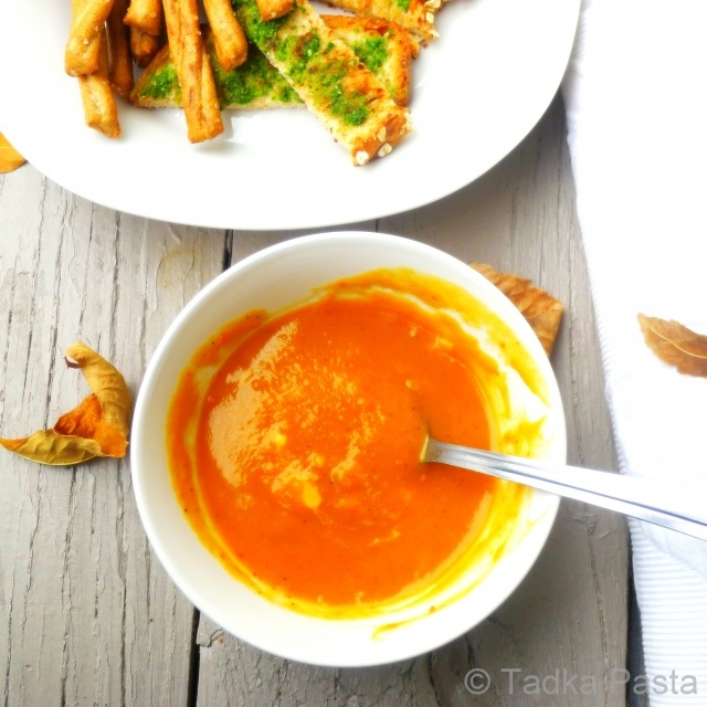 Sweet Potato Soup spicy kick | What's For Dinner | Pinterest