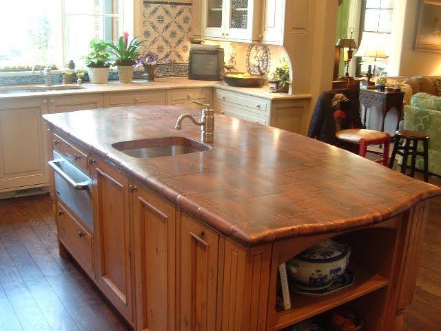 copper  Decor Kitchen Ideas  Pinterest