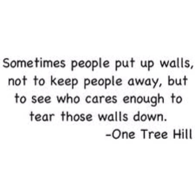 One Tree Hill I Love You Quotes : One tree hill quote Words. Pinterest