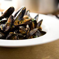 Moules à la Marinière | Recipes: Seafood / Fish | Pinterest