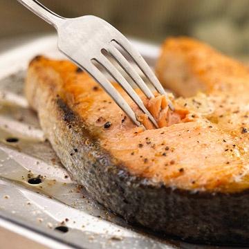Grilled Cedar Planked Salmon Recipe — Dishmaps