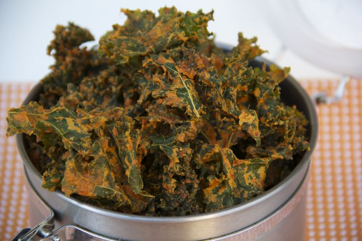 cheesy yet vegan kale chips recipes dishmaps tried a kale chip before ...