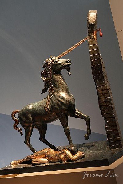 unicorn sculpture by salvador dali love art pinterest salvador dali sculpture - Salvador Dali Lebenslauf