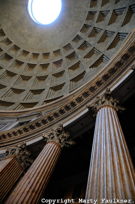 In Rome It Is Perhaps The Most Complete Of Ancient Roman Architecture