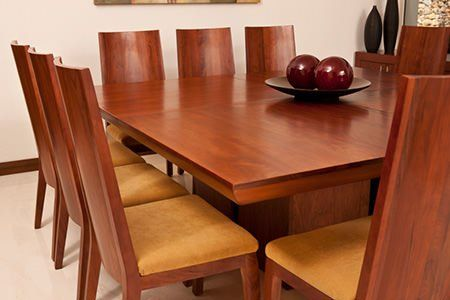 how to make a dining room table free dining table plans