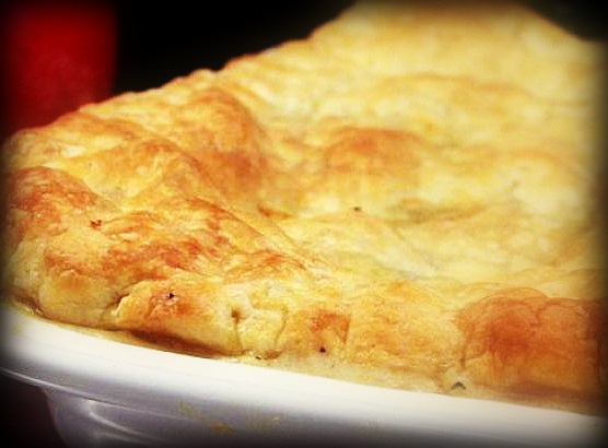Vegan Food; More Than Tofu and Sprouts!: Tofu Pot Pie
