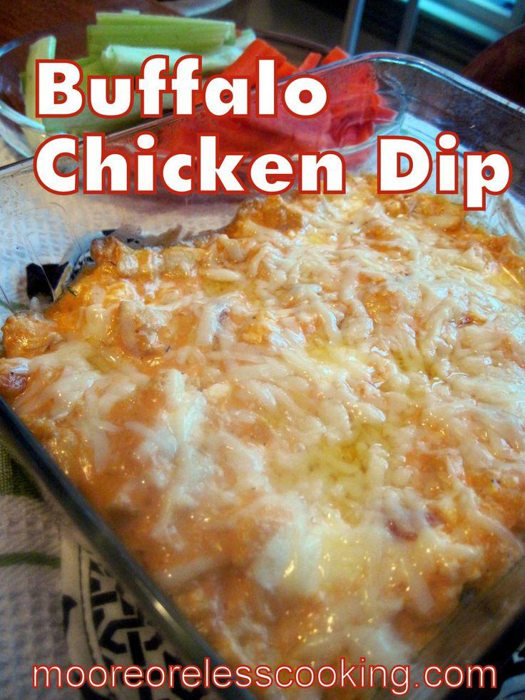 Buffalo Chicken Dip | Food/Drinks! | Pinterest