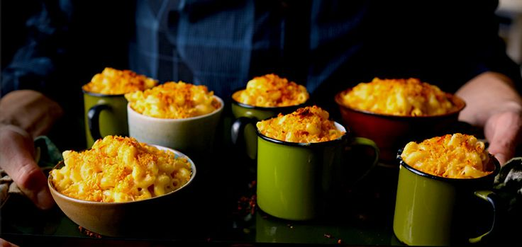Four Cheese Macaroni - I made this for dinner last night, and it was ...