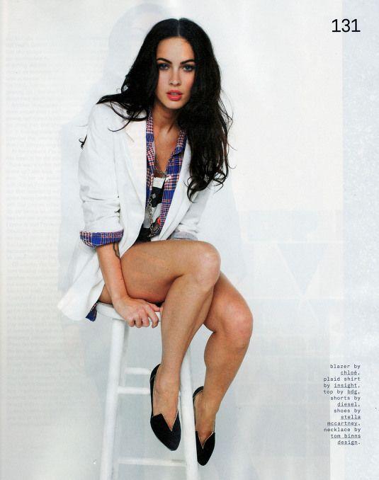 Megan Fox Nylon Us October 110