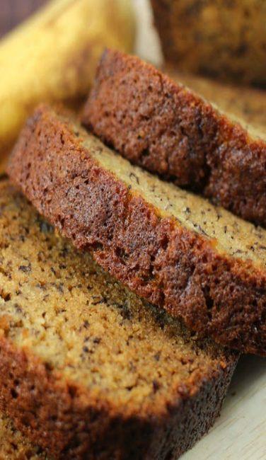Julia's Best Banana Bread | For cook | Pinterest