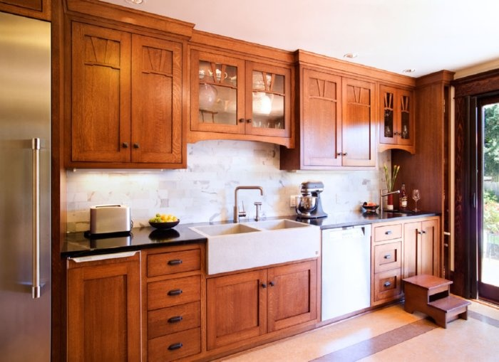 Mission Style Cabinets Kitchens Pinterest