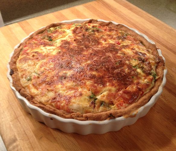 More like this: red barns , quiche lorraine and quiche .